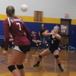 Volleyball Enters NCISAA State Playoffs Friday