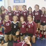 Volleyball Defeats Halifax Academy, Falls to Cape Fear Academy in Playoffs