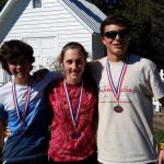 3 Earn All State as UCHS Men and Women Place in Top 4 at State Cross Country Championships