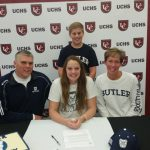 Sadie Texer Signs National Letter of Intent to Swim at Butler