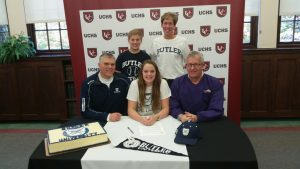 Sadie Texer Signs With Butler