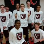 Varsity Men Win Second Game in a Row
