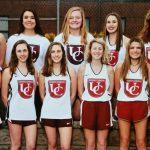 Women's Track Team wins SPAA Opener