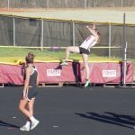 Girls Track Shines at Hickory High Meet