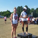 Lady Barracudas Perform Well at State Track Championship