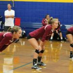 Volleyball to Host Grace Christian In Playoff Opener