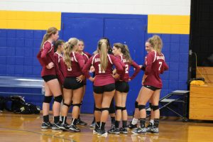 Volleyball Week of August 14