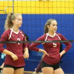 Volleyball Advances in Playoffs With Win Over Grace Christian