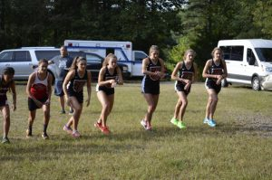 Home Cross Country Meet at Riverbend Park
