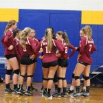 Volleyball Ends Season With 3-1 Loss at HCA
