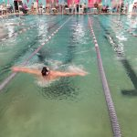 Barracuda Swimmers Make Splash in Season's First Half