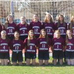 Lady Barracuda Soccer team Splits a Back to Back Pair