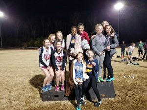 UCHS Track and Field 2018