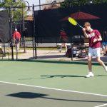 April 17 Tennis Match Rescheduled