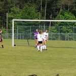 Lady Barracudas Soccer Drops Playoff Opener in OT Thriller