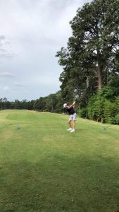 2018 NCISAA 1A Golf Championship