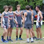 Cross Country Runners Perform Well at Second SPAA Meet