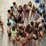 UCHS Swimmers Make Splash at Catawba County Championships