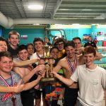 Barracuda Boys Swimmers Repeat as SPAA Champions