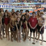 Rachel Little is State Champion, Barracuda Teams Make Splash at NCISAA Championships