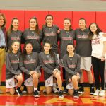 Varsity Girls Basketball Loses in Second Round of NCISAA Playoffs