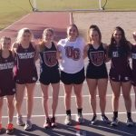 Perry Leads UCHS Girls Track in Meet at LRU