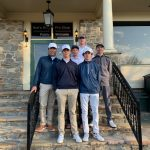Barracuda Golfers Finish Second at Catawba County Championships