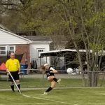 Lady Barracudas Down Woodlawn in Shootout