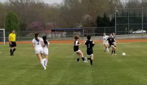 Soccer April 4, 2019 vs Woodlawn
