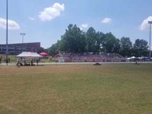 NCISAA Division III State and Track and Field Championships at LRU