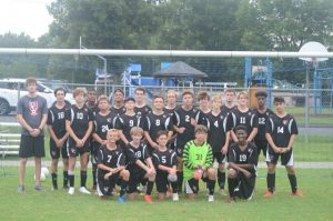 UCHS 2019 Boys Soccer First Month