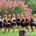 Lady Barracudas Edge Burlington Christian Academy in Tennis