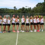 University Christian Girls Defeat Westchester Country Day in Tennis
