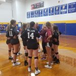 2019 Lady Barracudas Volleyball First Month