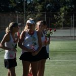 Fall Athletics Senior Recognitions