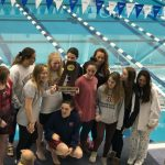 Lady Barracudas Win State Swimming Title; Boys Finish 7th