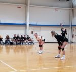 Volleyball Hosts Lake Norman Christian on September 21