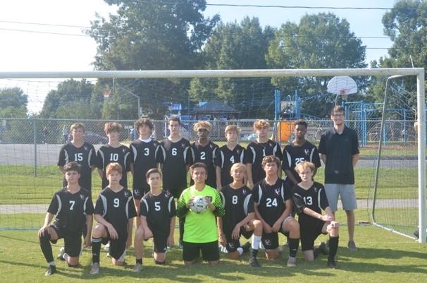 Soccer vs Statesville Christian September 22