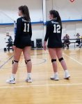 UCHS Volleyball Sweeps Hickory Christian Academy