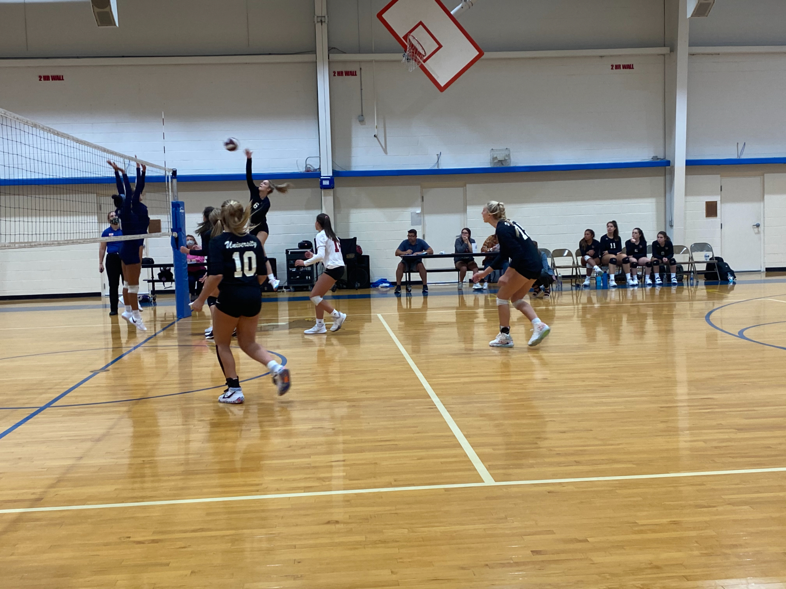 Volleyball vs Statesville Christian
