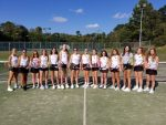 Lady Barracudas Tennis Opens FAC Tournament as #2 Seed