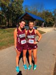 UCHS Girls Post Season Bests at State Cross Country Championships