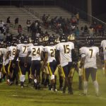 WJ keenan battle with Fairfeild central