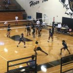 Keenan Girls Varsity Volleyball vs Lower Richland