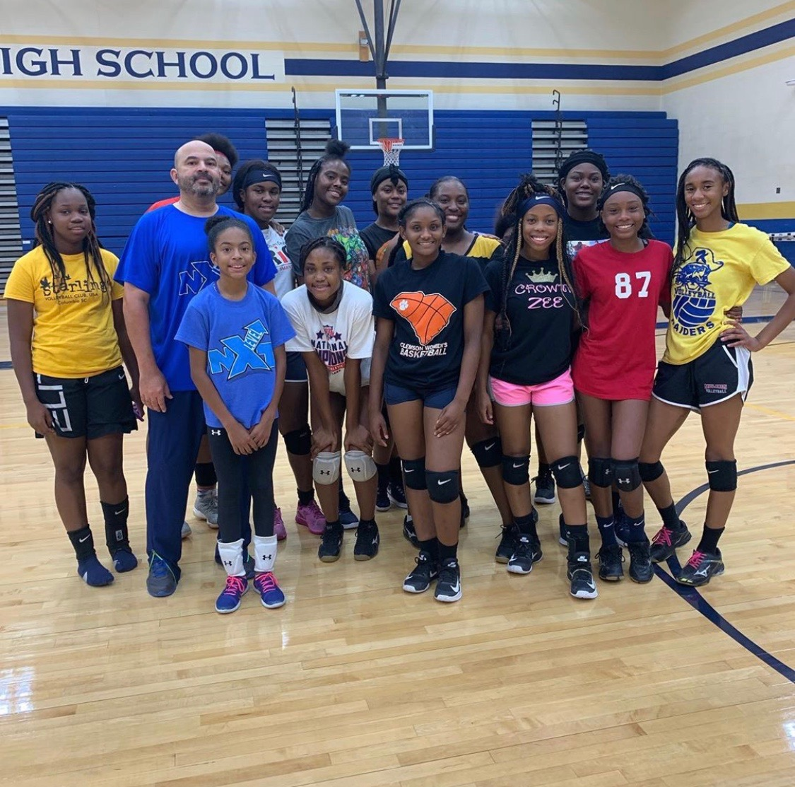 Volleyball Camp with Nxt Level Volleyball