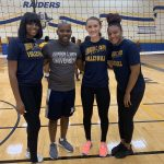 Johnson C. Smith University Volleyball Staff Hosts Volleyball Camp!