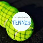 Tennis Practice is Underway!