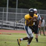 Football Scrimmage at Blythewood