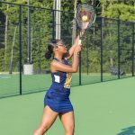Girls Varsity Tennis falls to Lower Richland 6 – 1