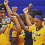 Girls Varsity Volleyball Defeats Lower Richland 3 – 2